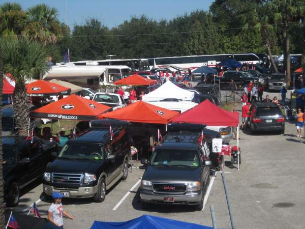 florida georgia parking and partying22