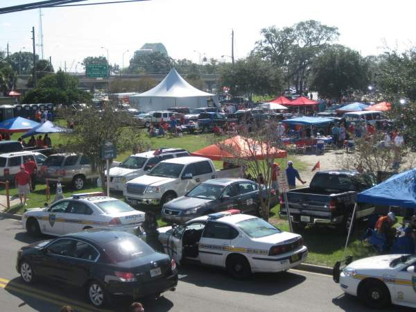 florida georgia parking and partying27